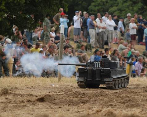 Mark 1 Tank RC Model Specialists