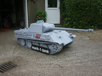 1/4th Scale Panther G Tank
