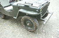 Willy's Jeep 4x4 1/6th