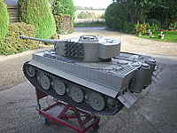 1/4th Scale Late Tiger 1